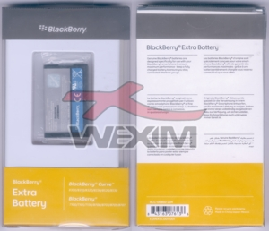 Batterie d'origine BlackBerry C-S2 (Curve 8300..)