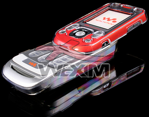 Coque de protection CrystalCase pour BlackBerry Bold 9000