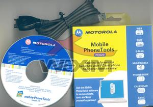 Kit data USB d'origine Motorola V600