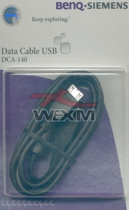 Câble data USB d'origine Siemens DCA-140