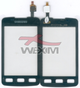 Vitre tactile Samsung Galaxy Galaxy Xcover s5690
